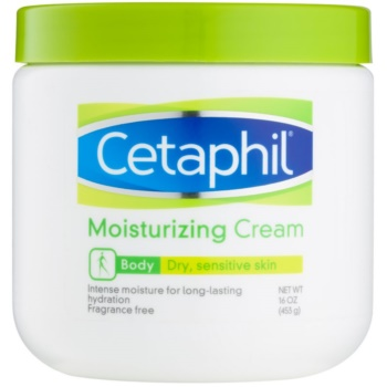 Cetaphil Moisturizers зволожуючий крем для сухої та чутливої шкіри