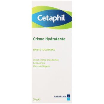 Cetaphil Moisturizers hidratáló krém arcra és testre száraz és érzékeny bőrre 2
