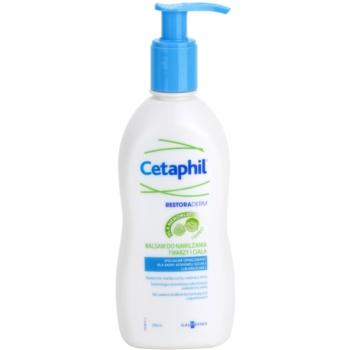 Cetaphil RestoraDerm ro balsam hidratant corp si fata
