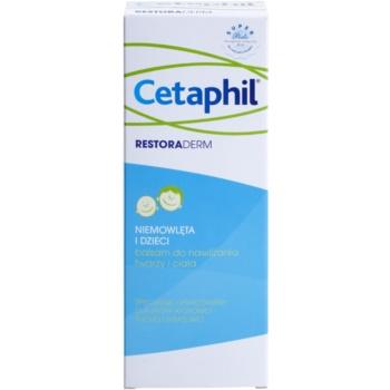 Cetaphil RestoraDerm ro balsam hidratant corp si fata 2