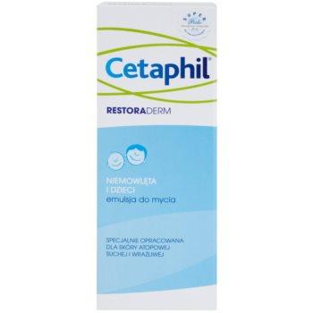 Cetaphil RestoraDerm Waschemulsion für Kinder ab der Geburt 2