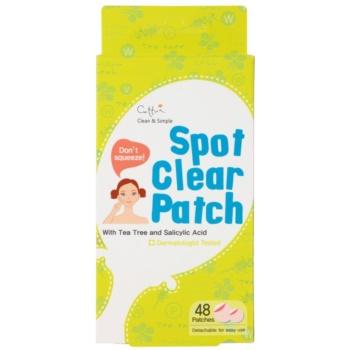 Cettua Spot Clear reinigendes Pflaster für die lokale Behandlung 2