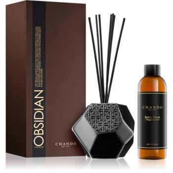 Chando Obsidian Spicy Clove aroma difuzor cu rezervã 200 ml