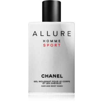 Chanel Allure Homme Sport sprchový gel pro muže 200 ml