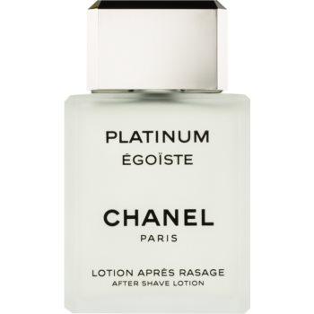 Chanel Égoïste Platinum after shave pentru barbati 100 ml