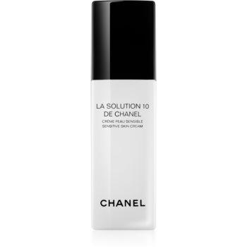 Chanel La Solution 10 de Chanel cremă hidratantă pentru tenul sensibil