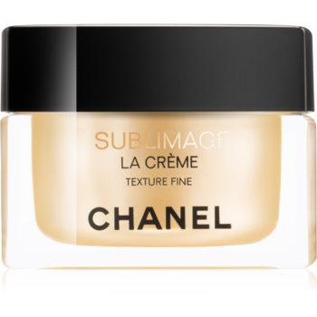 Fotografie Chanel Sublimage lehký obnovující krém proti vráskám 50 g