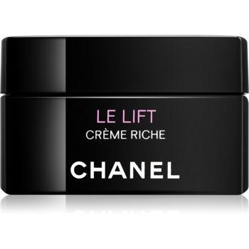 Fotografie Chanel Le Lift zpevňující krém s vypínacím účinkem pro suchou pleť 50 g