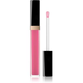 Chanel Rouge Coco Gloss hydratační lesk na rty odstín 804 Rose Naif 5,5 g