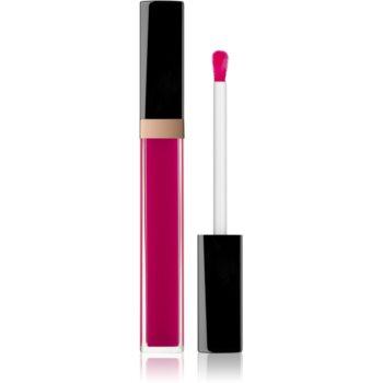 Chanel Rouge Coco Gloss hydratační lesk na rty odstín 806 Rose Tentation 5,5 g