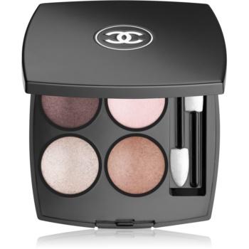 Fotografie Chanel Les 4 Ombres intenzivní oční stíny odstín 14 Mystic Eyes 1,2 g