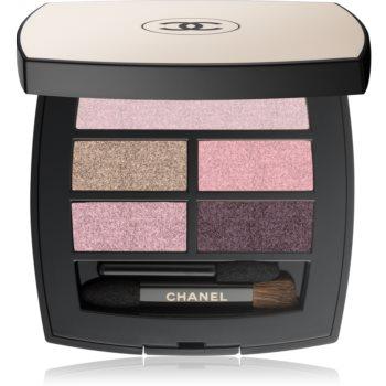 Chanel Les Beiges paleta očních stínů Light 4,5 g