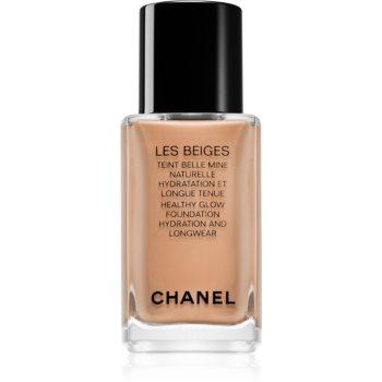 Chanel Les Beiges Foundation Machiaj usor cu efect de luminozitate
