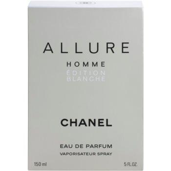 Chanel Allure Homme Édition Blanche Eau de Parfum para homens 4