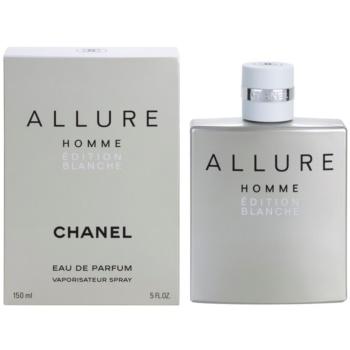 Fotografie Chanel Allure Homme Édition Blanche parfemovaná voda pro muže 150 ml