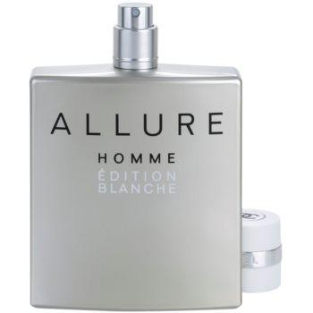 Chanel Allure Homme Édition Blanche Eau de Parfum para homens 3