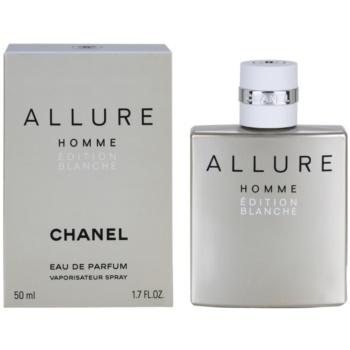 Chanel Allure Homme Édition Blanche eau de parfum pentru barbati 50 ml