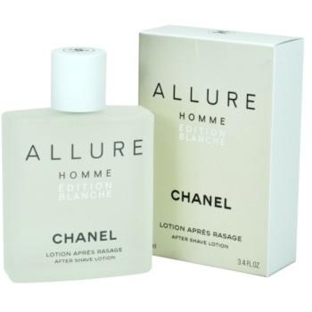 Fotografie Chanel Allure Homme Édition Blanche voda po holení pro muže 100 ml