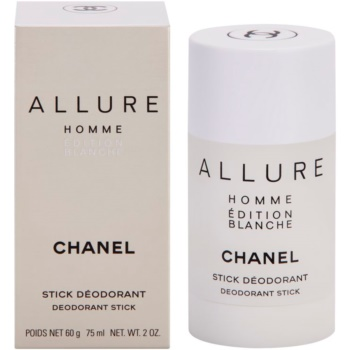 Chanel Allure Homme Édition Blanche deostick pentru barbati 75 ml