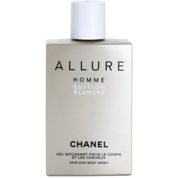 Chanel Allure Homme Édition Blanche gel za prhanje za moške 1
