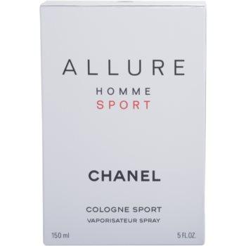 Chanel Allure Homme Sport Cologne Eau de Cologne for Men 4