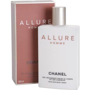 Chanel Allure Homme gel za prhanje za moške 1