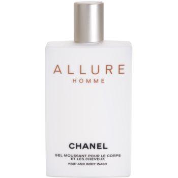 Chanel Allure Homme gel za prhanje za moške 2
