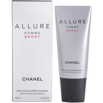 Fotografie Chanel Allure Homme Sport balzám po holení pro muže 100 ml