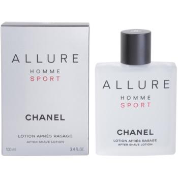 Chanel Allure Homme Sport After Shave Lotion for Men