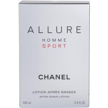 Chanel Allure Homme Sport After Shave Lotion for Men 3