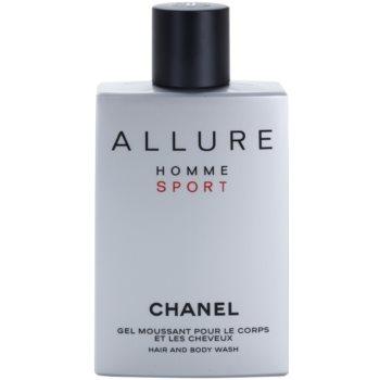 Chanel Allure Homme Sport гель для душу для чоловіків 1
