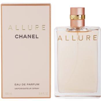 Chanel Allure parfemovaná voda pro ženy 100 ml