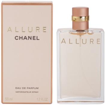 Fotografie Chanel Allure parfémovaná voda dámská 50 ml