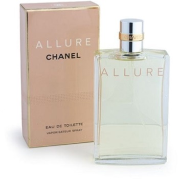 Fotografie Chanel Allure toaletní voda pro ženy 100 ml