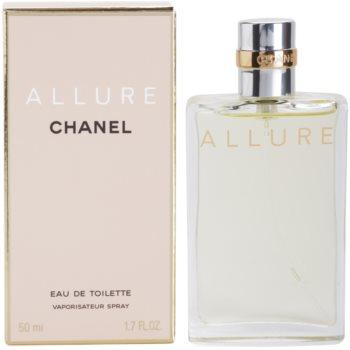 Fotografie Chanel Allure toaletní voda pro ženy 50 ml