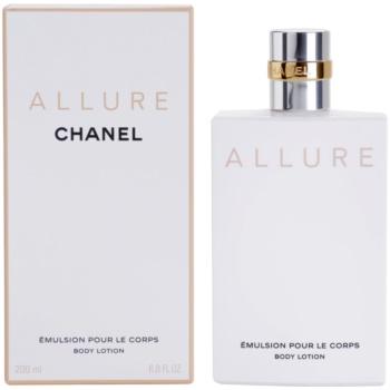Fotografie Chanel Allure tělové mléko pro ženy 200 ml