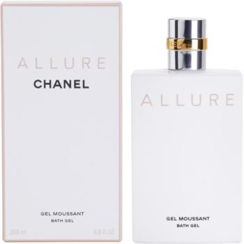Fotografie Chanel Allure sprchový gel pro ženy 200 ml