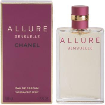 Chanel Allure Sensuelle parfemovaná voda pro ženy 50 ml