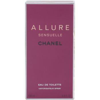 Chanel Allure Sensuelle Eau de Toilette für Damen 4