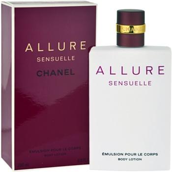 Fotografie Chanel Allure Sensuelle tělové mléko pro ženy 200 ml