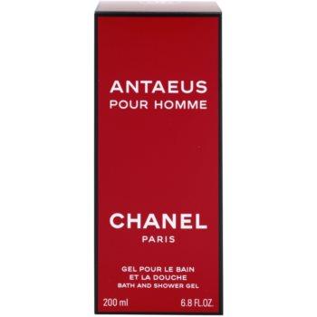 Chanel Antaeus Shower Gel for Men 2
