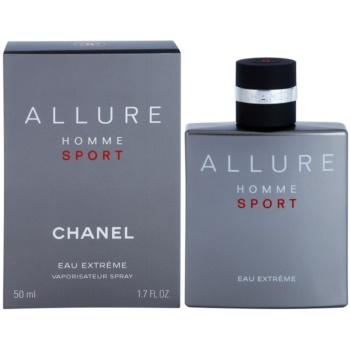 Chanel Allure Homme Sport Eau Extreme parfémovaná voda pro muže 50 ml
