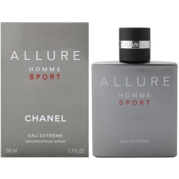 Chanel Allure Homme Sport Eau Extreme eau de toilette pentru barbati 50 ml