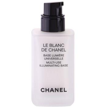 Chanel Le Blanc de Chanel основа 1