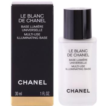 Chanel Le Blanc de Chanel основа 2