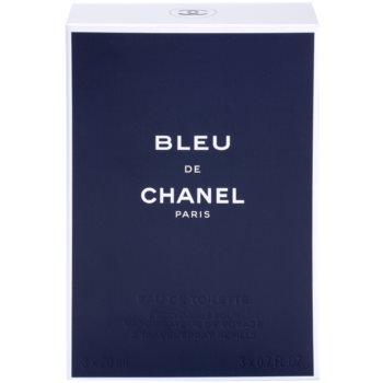 Chanel Bleu de Chanel eau de toilette férfiaknak  töltelék 2