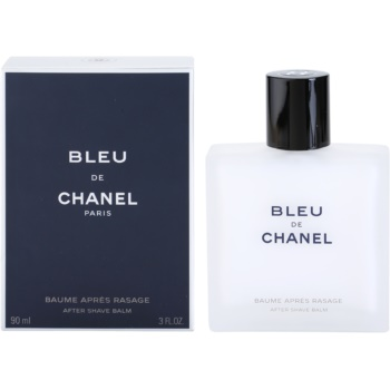 Chanel Bleu de Chanel after shave balsam pentru barbati 90 ml