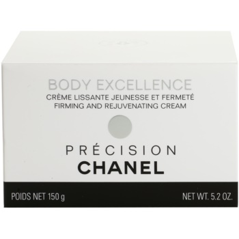 Chanel Précision Body Excellence изглаждащ крем за тяло 4