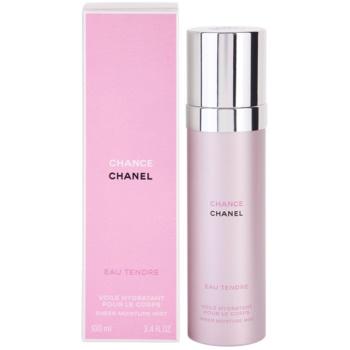 Chanel Chance Eau Tendre spray pentru corp pentru femei