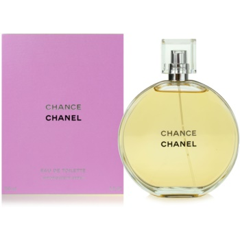 Fotografie Chanel Chance - EDT